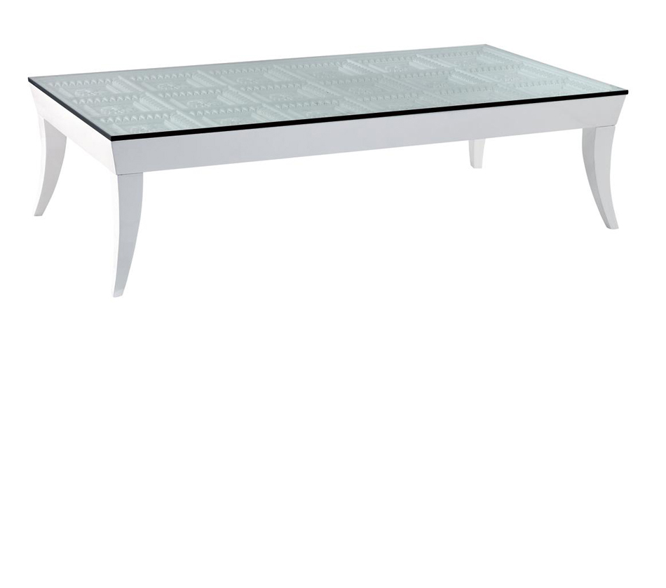 Square Glass Coffee Table Contemporary Glass Top Modern Contemporary Square Coffee Table Ebay