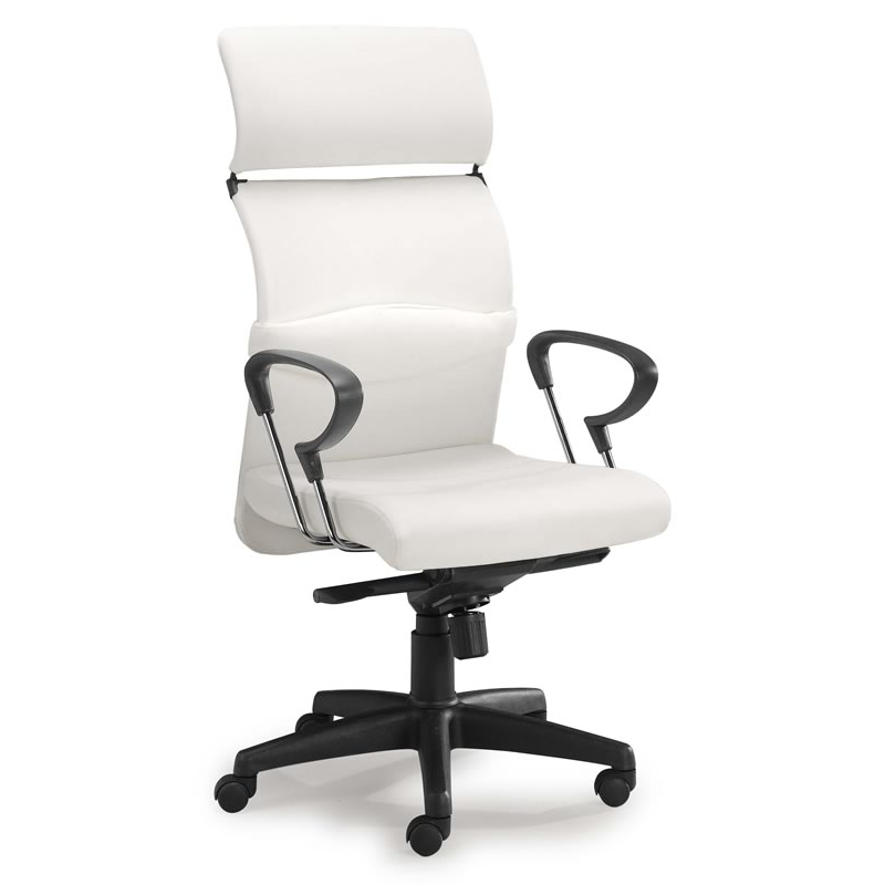 eco office chair white