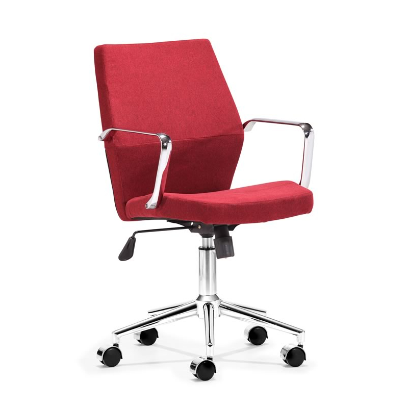 Holt Low Back Office Chair Red