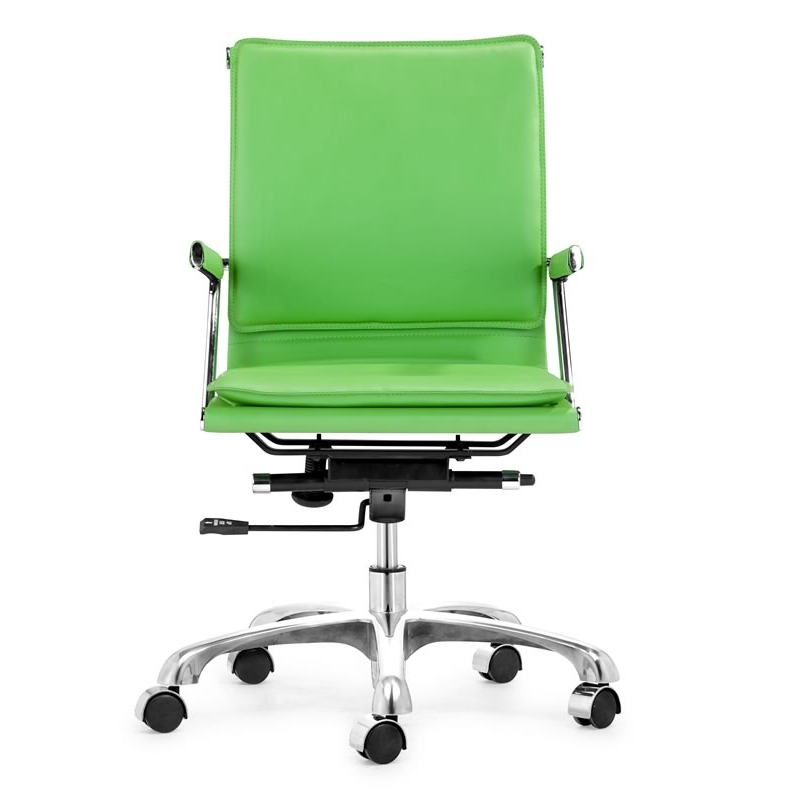lider plus office chair green