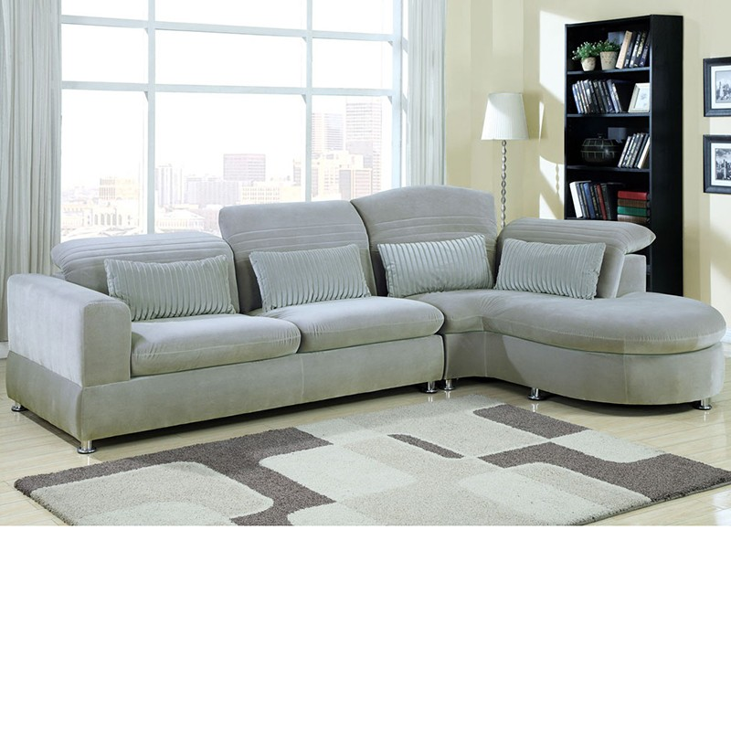Plush Sectional Sofas Plush Sofa Regency Tufted Plush Sofa Chairish