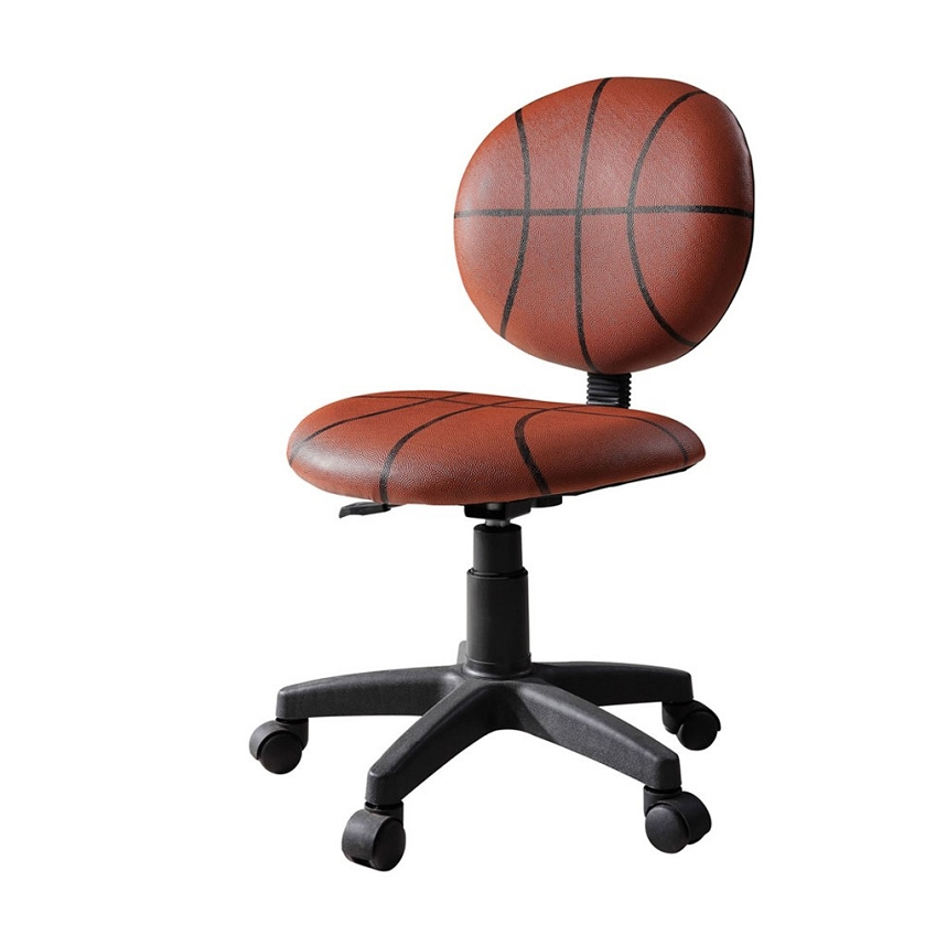 Maya Basketball Office Chair W Pneumatic Lift