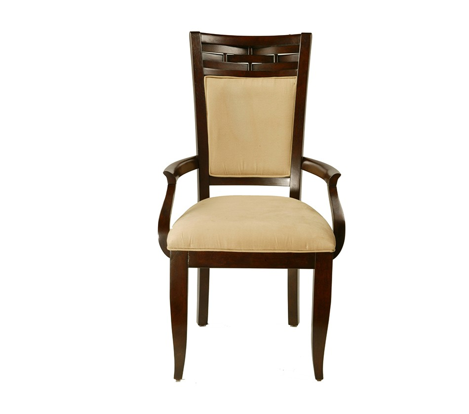 DreamFurniturecom Ashland Weave Style Arm Chair With  : 236 23A2 from www.dreamfurniture.com size 950 x 839 jpeg 44kB
