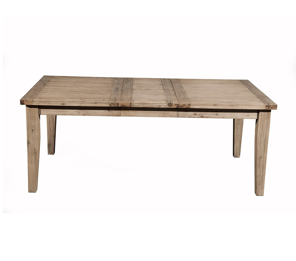Dreamfurniture Com Aspen Extension Dining Table With
