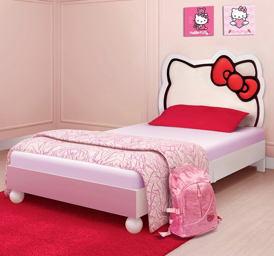hello kitty toddler beds hello kitty twin bed