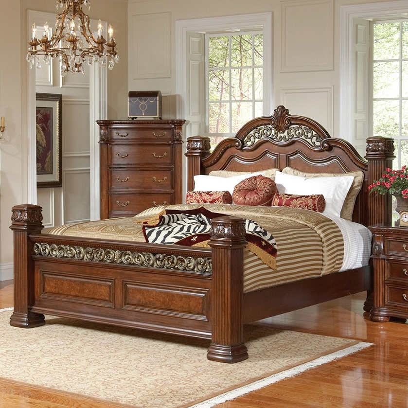 201821 DuBarry Grand Bedroom Set