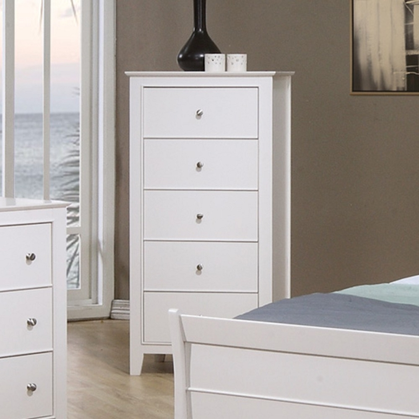 Dreamfurniture Com Sandy Beach Youth Chest Of Drawers In