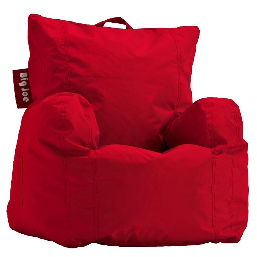 Big Joe Cuddle Chair, Chili Pepper Red