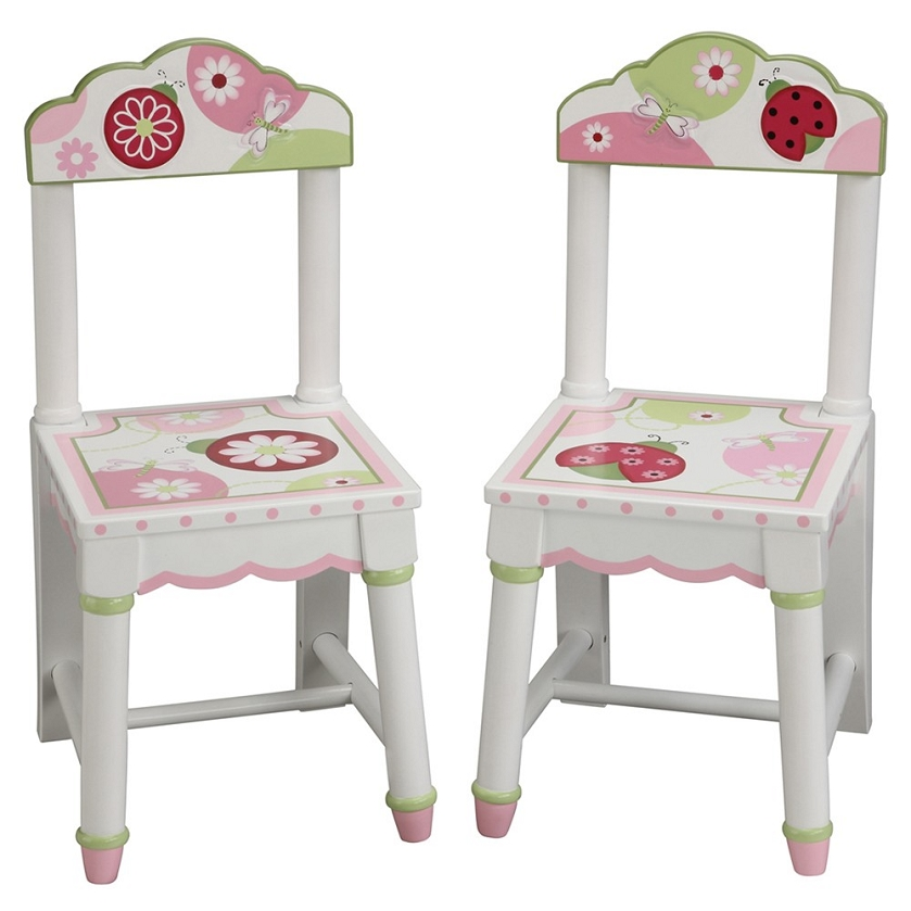 Lambs Ivy Sweetiepie Extra Chairs