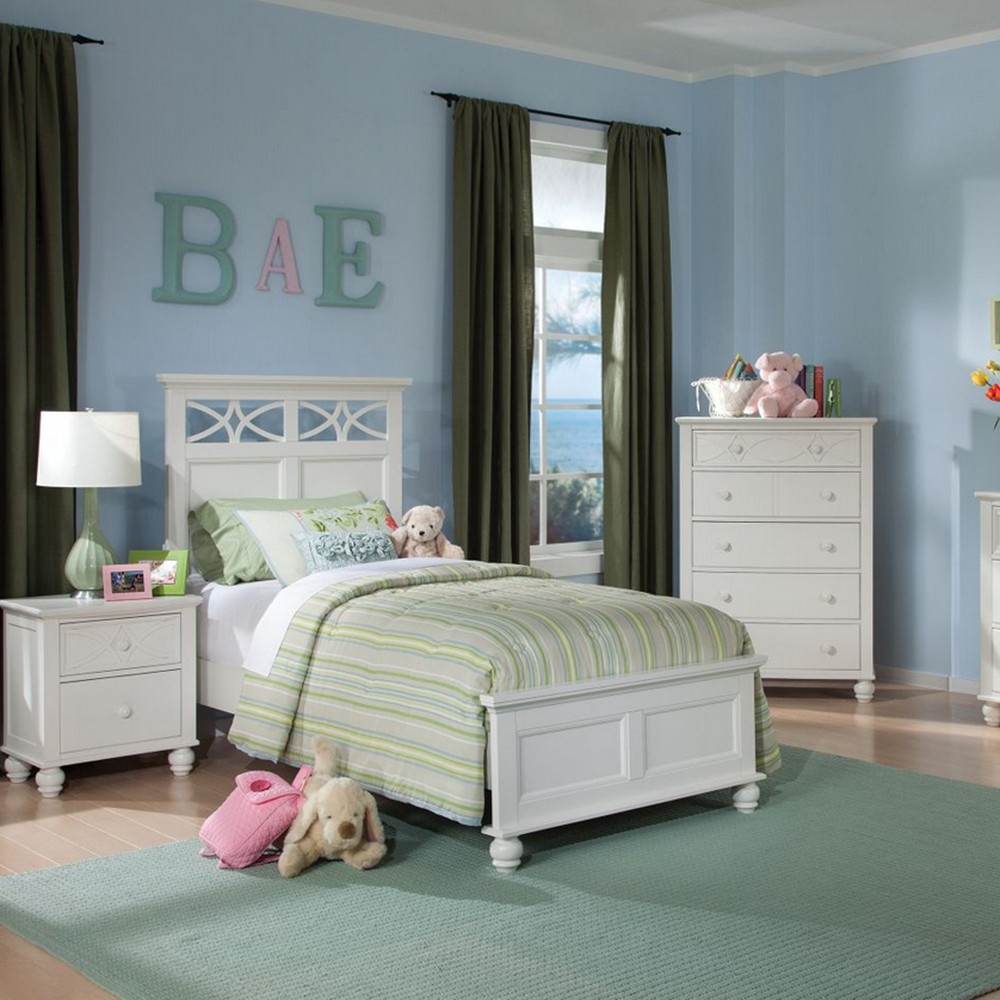 2119tw sanibel bedroom set white