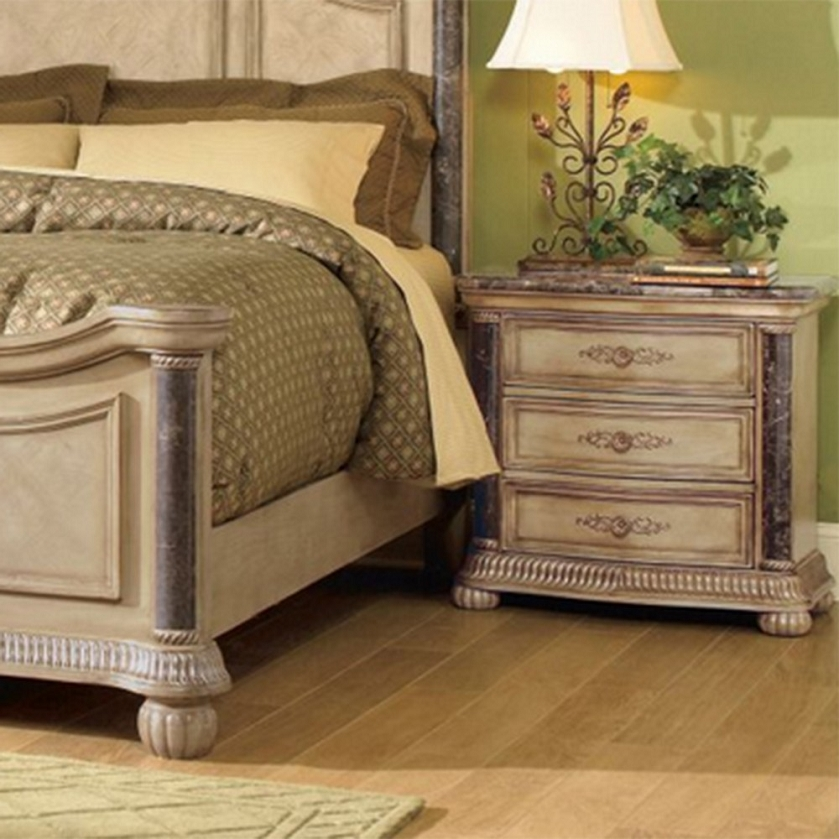 DreamFurniture.com - 564W Catalina Bedroom Set
