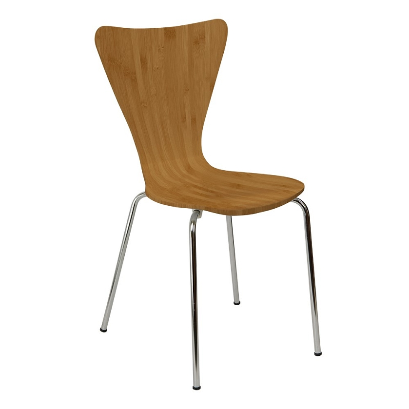 Legare furniture bent plywood chair for Bent bamboo furniture