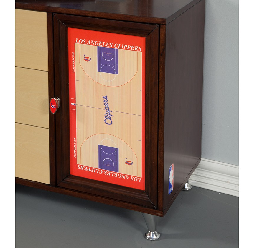 Najarian Nba Youth Bedroom In A Box: NBA Basketball Los Angeles Clippers