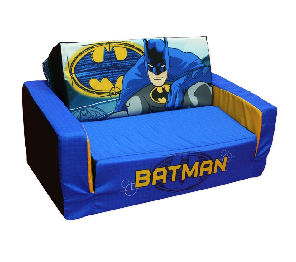 Attractive Batman Foam Flip Sofa
