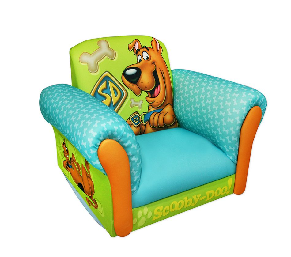 Scooby Doo Bedroom Accessories Dreamfurniturecom Scooby Doo Deluxe Rocking Chair