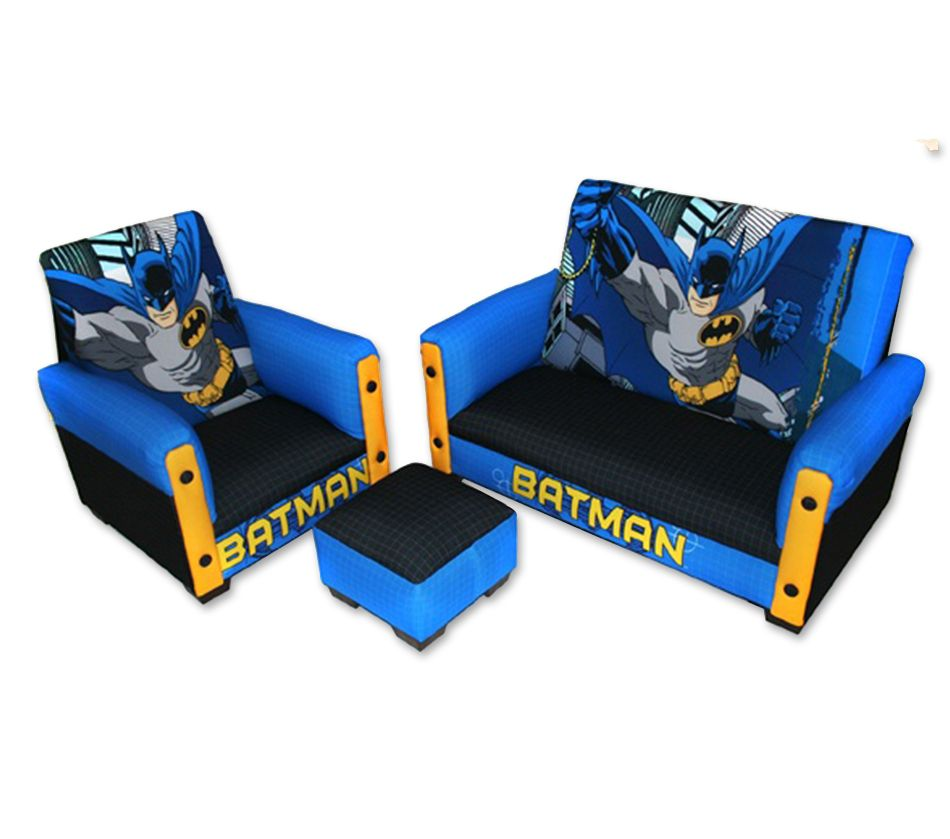 Prime Batman Deluxe Toddler Sofa Chair And Otto Ncnpc Chair Design For Home Ncnpcorg
