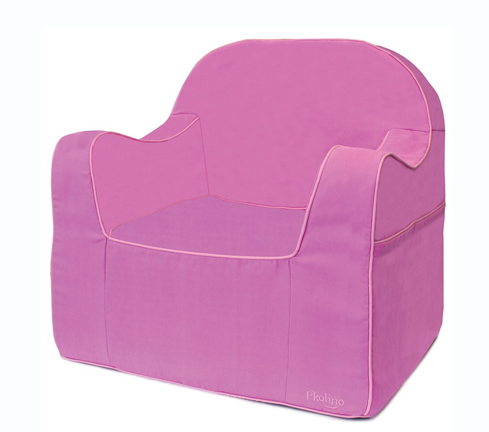 Dreamfurniture Com Reader Chair Fuchsia