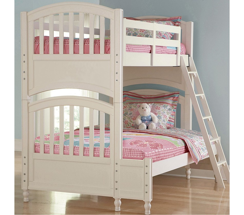 ... > Bunk Beds > BuildABear Pawsitively Yours Twin over Full Bunk Bed