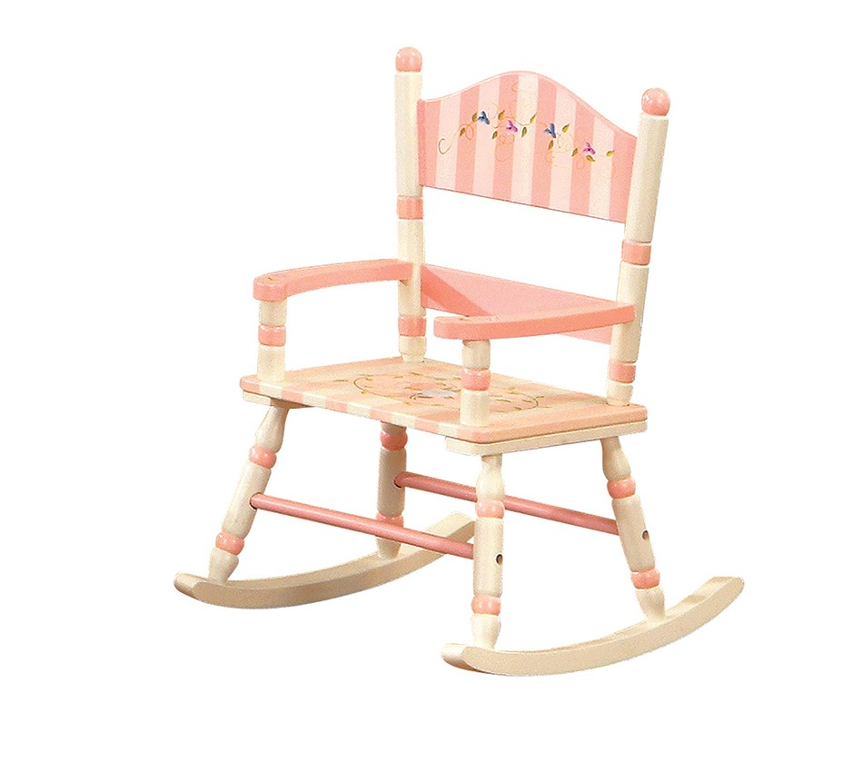 > Kids Room Essentials > Seating > Teamson Kids Girls Rocking Chair ...