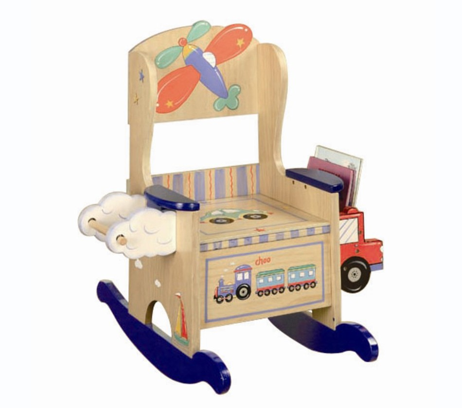 Teamson Kids Wings And Wheels Potty Chair