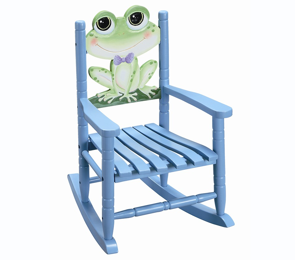 Teamson Kids Rocking Chair   Froggy