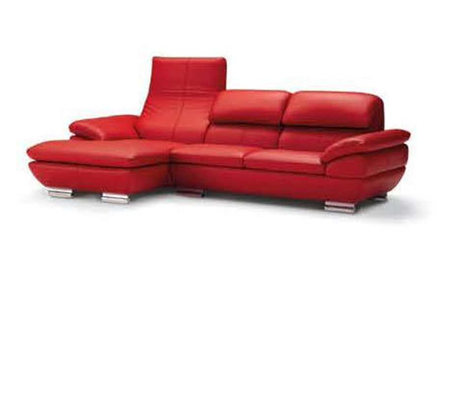 575 italian top grain leather for Best sectional sofa