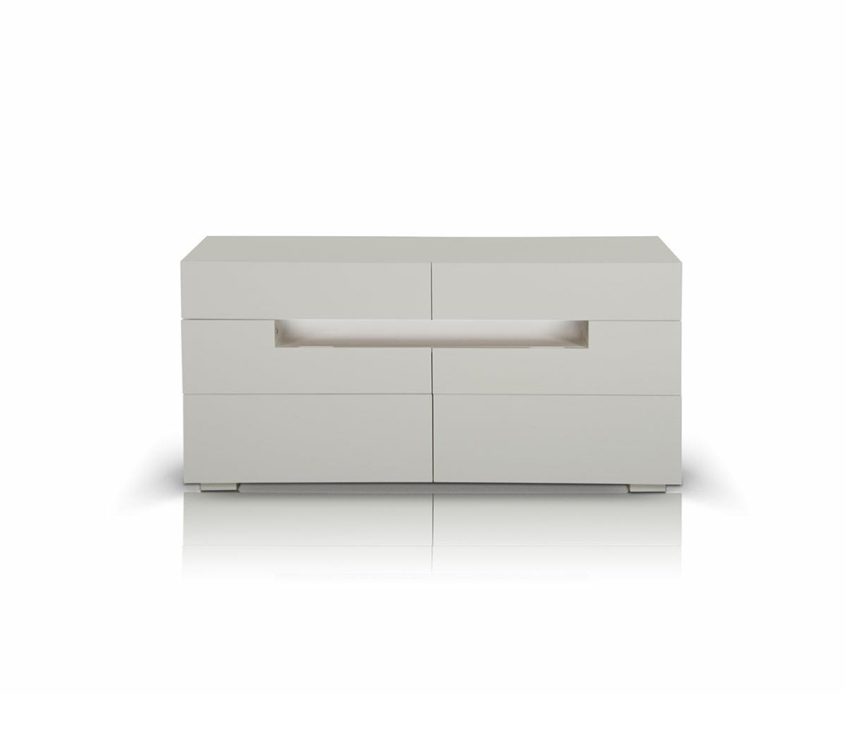 Furniture gt dressers amp mirrors gt cg05d modern led white lacquer