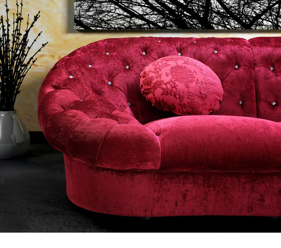 Marvelous Cosmopolitan Mini Red Sectional Sofa Set Onthecornerstone Fun Painted Chair Ideas Images Onthecornerstoneorg