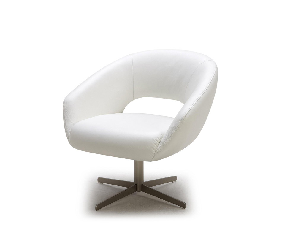 Divani casa a796 modern leather for Modern leather club chair