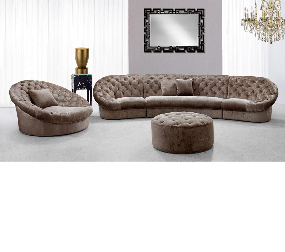 Dreamfurniture Com Divani Casa Cosmopolitan Mini