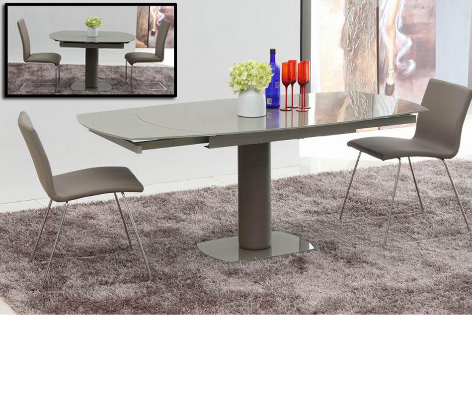 Flavor Modern Extendable Dining Table