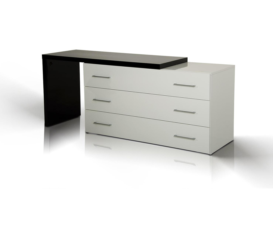 Dreamfurniture Com Infinity Contemporary Dresser And