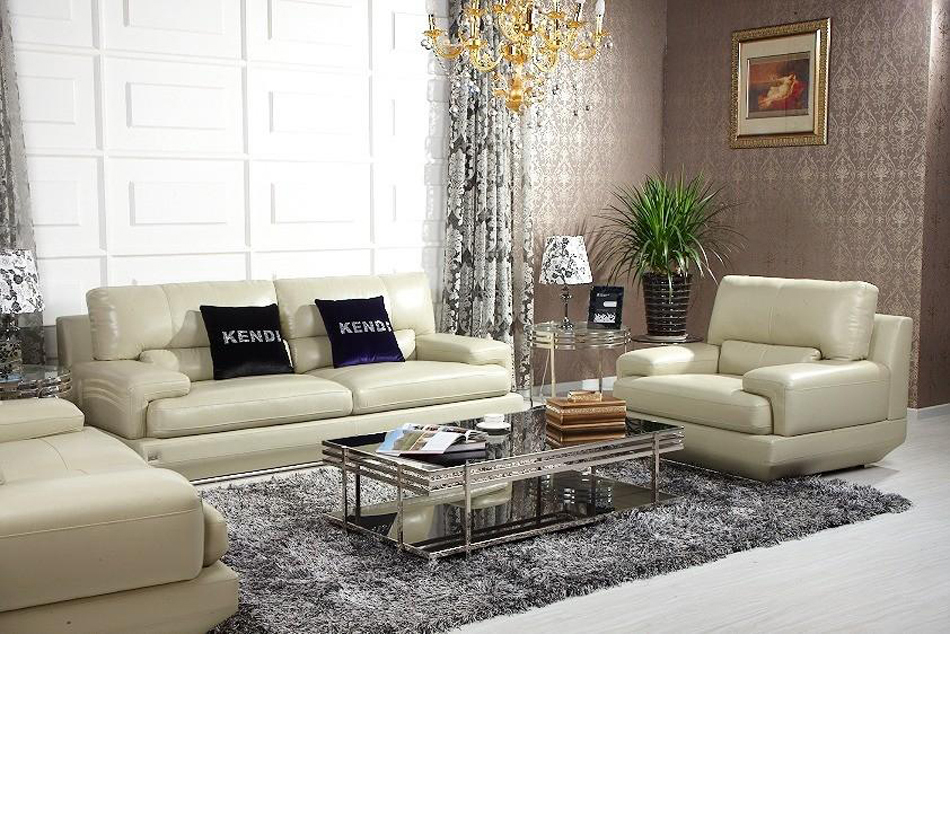 Italian Leather Sofa Set Mouse Over Image To Enlarge