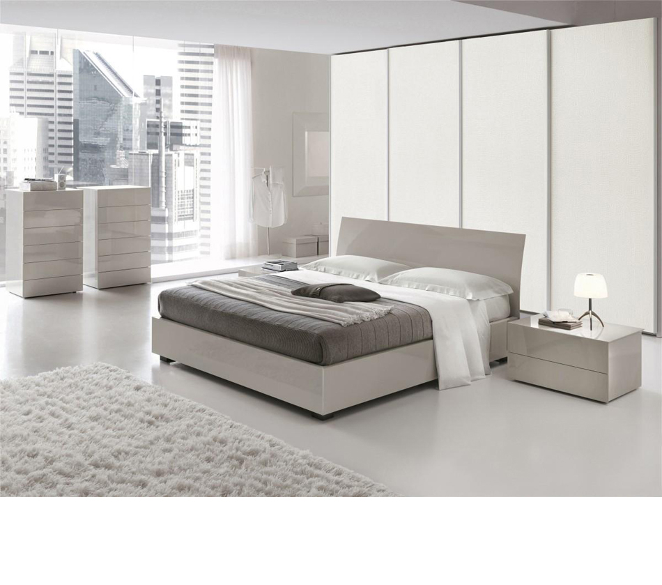 Contemporary Furniture Bed: Made In Italy Contemporary