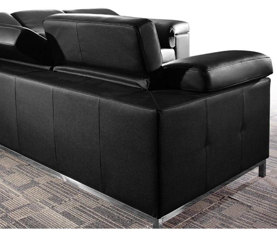 Leon S Furniture Sectional Sofas: Leon Sectional Sofa