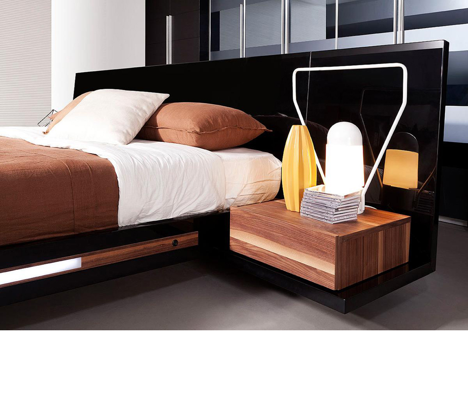 Salento contemporary floating - Floating chair for bedroom ...