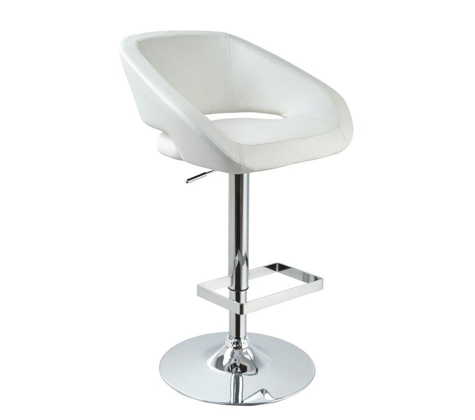 t1173 eco white leather