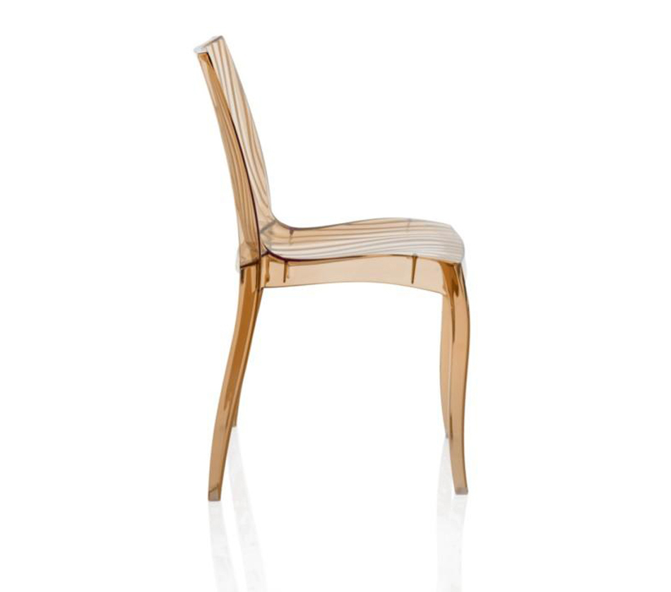 dune modern italian dining chair