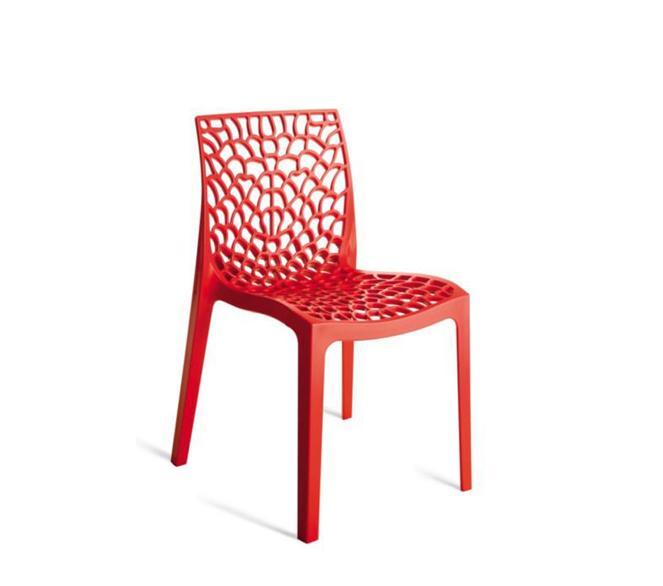Gruvyer modern italian dining chair for Italian dining chairs modern