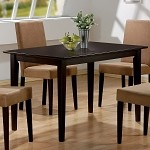 100491 Rectangular Casual Dining Table