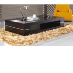 B682A - Modern Wenge Coffee Table