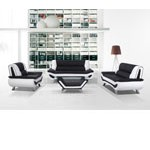 Divani Casa 3032C - Modern Leather Sofa Set