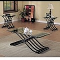 02708 3pc Coffee/End Table Set