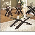 07145 3pc Coffee/End Table Set