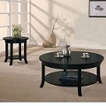 Gardena Black Coffee Table
