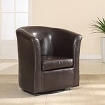Abir Youth Brown Swivel Chair 59004