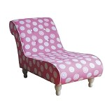 Candy Pink Youth Chaise
