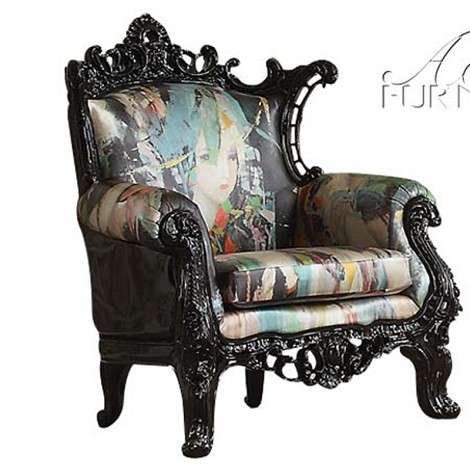 59126 Sanjay Accent Chair