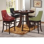 Vinson Bar Height Dining Table Set