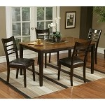 Berkeley Bamboo Top Dinette Table